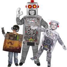 Kids Robot Halloween Costume Robot Costumes Classic Halloween Costumes Brandsonsale