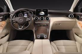 Mercedes Benz Interior Colors Mercedes Benz Launches Glc Coupe In New York