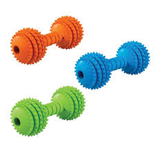 chompion heavy weight dog toy pet toys entirelypets