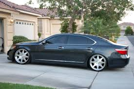 lexus ls custom ls 460 600 wheel u0026 tire information details thread page 3