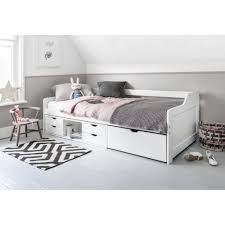 Pull Out Daybed Eva Day Bed Cabin With Pull Out Drawers Day Beds From Noa And