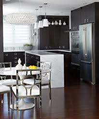 chromcraft kitchen chairs with black countertop dining room shabby