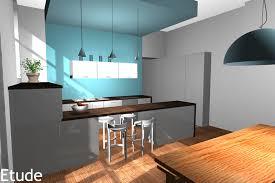 etude cuisine réhabilitation d un appartement