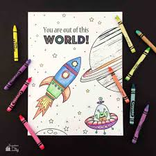 outer space coloring pages bugaboocity