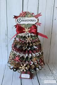 Christmas Decor In The Home Kaisercraft Yuletide Rosette Christmas Tree U2013 It U0027s Time To