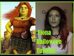 Fiona Halloween Costume Fiona Halloween Tutorial Diy Ogre Ears Bondbeautyful