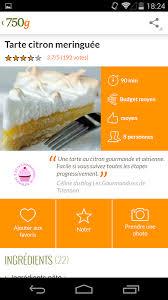 application recettes de cuisine android les 5 meilleures applis gratuites de recettes de cuisine