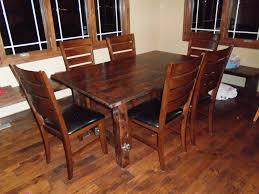 osborne table slides used to extend knotty alder table osborne