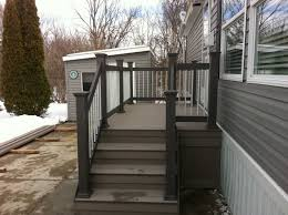 outdoor stair kits how to build staircase with landing building