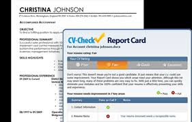 Free Online Resume Checker by Cv Builder Check Your Cv Instantly Livecareer