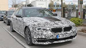 bmw 5 series m sport package bmw 5 series with m sport package spied looking meaner than