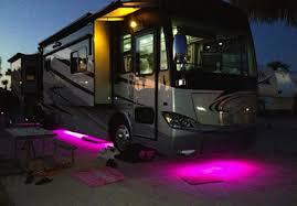 Rv Awning Led Lights Rv Multi Color Led Awning Kit Joeflorida Led Accent Lights
