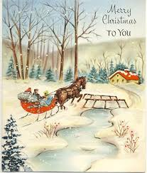 59 best old fashioned christmas cards bridges images on