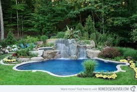 Backyard Pool Landscape Ideas  Erikhanseninfo - Backyard landscape designs with pool