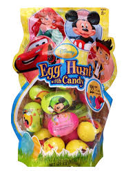 easter egg hunt eggs disney easter egg hunt with candy 22 count garden