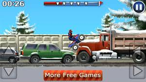play free online games bike racing monster truck atv extreme winter free android apps on google play