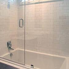 Glass Tub Shower Doors Drop In Tub Shower Doors Design Ideas
