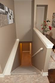 Wall Ideas For Basement Image Result For Stairwell Half Wall Ideas Stair Rail Ideas