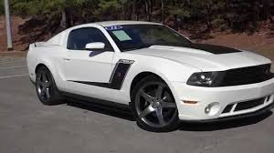 2012 roush stage 3 mustang 2012 ford mustang roush stage 3 540hp