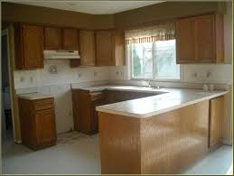 Refurbish Kitchen Cabinets Refurbished Kitchen Cabinets Before And After Tehranway Decoration