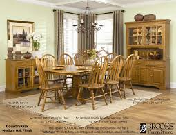 Light Oak Dining Room Sets Oak Dining Room Set With Hutch Remarkable Oak Dining Room Sets
