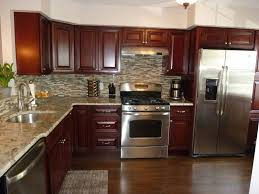 luxury mahogany kitchen cabinets 38 on interior designing home
