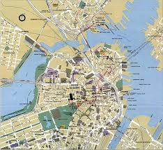 Map Of Dallas by Maps Of Dallas Map Of Boston