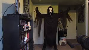 scream 1 ghostface robe replica youtube