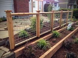 best 25 dog fence ideas on pinterest hog wire fence backyard