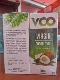 Salep Vco vco al afiat coconut vco manfaat coconut