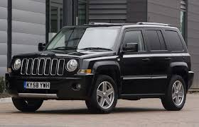 2010 jeep lineup jeep patriot history of model photo gallery and list of