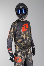 honda motocross jersey oneindustries atom digital camo charcoral motocross jersey now 50