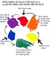 colour mixing u0026 paints in general free art lessons u0026 gallery