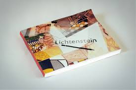 Coffee Table Book Covers Lichtenstein Coffee Table Book On Behance