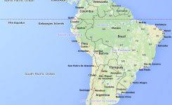 map of united states countries and capitals south america map quiz capitals countries south america map