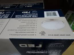 Costco Led Light Fixture Costco Luxway Led Potlights Redflagdeals Forums Throughout Costco
