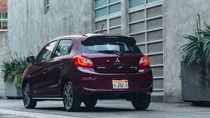 mitsubishi mirage hatchback modified 2017 mitsubishi mirage unveiled with revised styling u0026 an upgraded