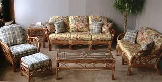 furniture comfortable garden furniture set with wicker rattan