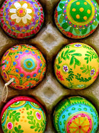 25 easter egg designs to dye for creative blow out and melted