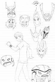draw aliens ben 10 bioinformatics u0026d