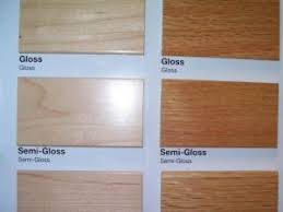 vs water based polyurethane which is better for refinishing wood
