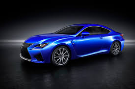 lexus rc f sport coupe world debuts of the lexus rc f sport and rc gt3 concept at the