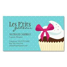 Text Your Business Card 1042 Best Cupcake Business Cards Images On Pinterest All You
