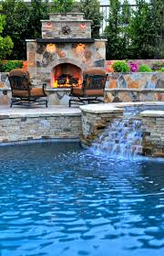 Backyard Landscaping With Pool by 187 Best Swimming Pools Images On Pinterest Architecture