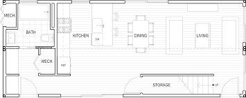 Dwell Floor Plans Connect 4t Connect Homes Sustainable Modern Prefab Homes