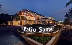 Patio Santa Fe Mexico