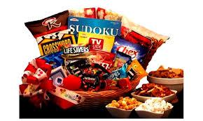 international gift baskets feel better soon get well gift basket groupon