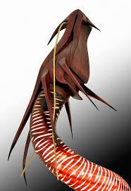 dragon lamp on behance