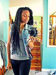 different ways to cut the ends of your hair how to seal the ends of box braids and twists journey to waist