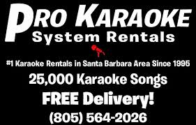 rent a karaoke machine rent karaoke karaoke rentals karaoke machine rental santa barbara